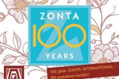 Zonta-Gratulation